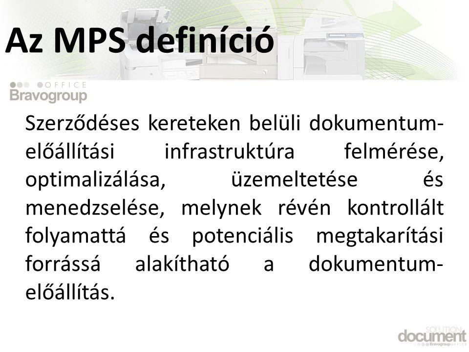 Az MPS definíció