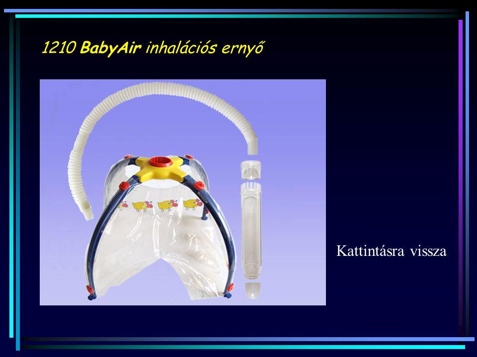 1210 BabyAir inhalációs ernyő