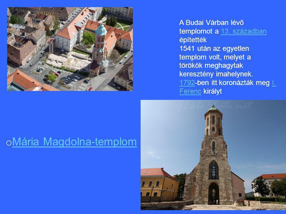 Mária Magdolna-templom