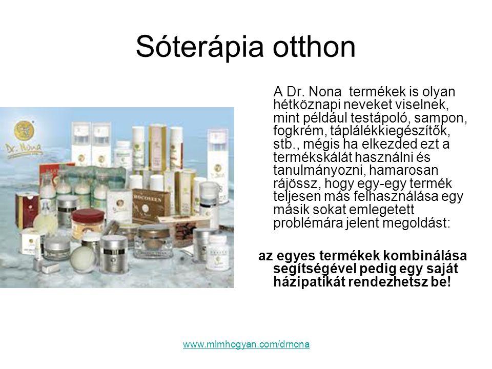 Sóterápia otthon