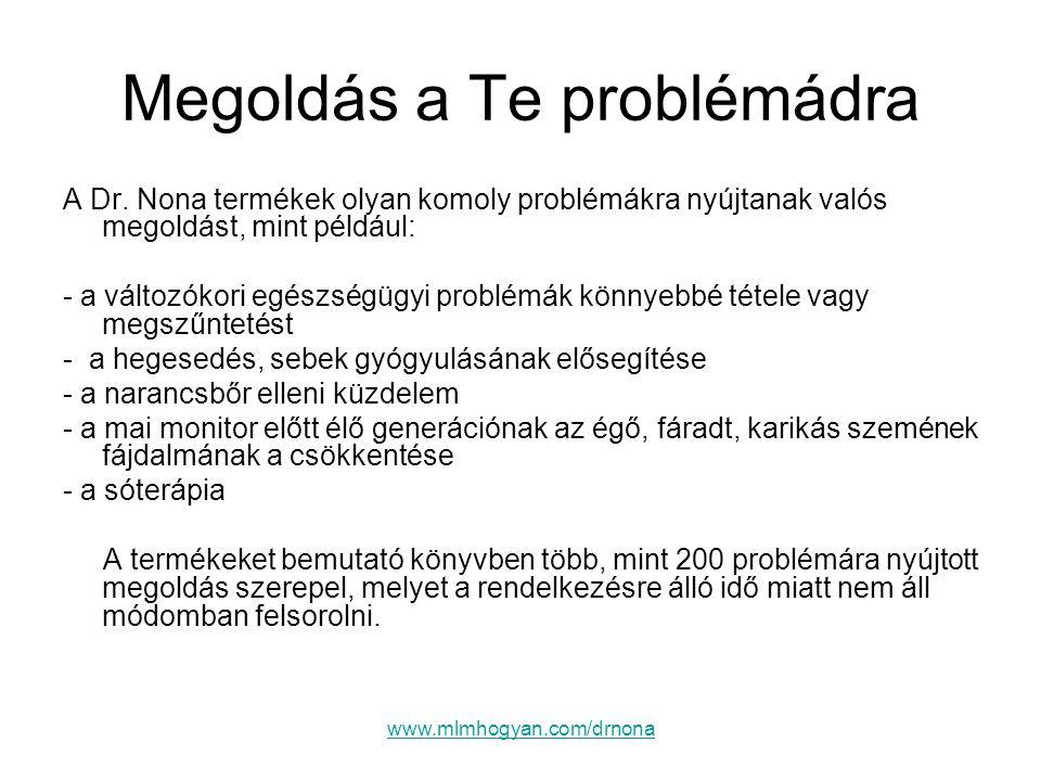 Megoldás a Te problémádra