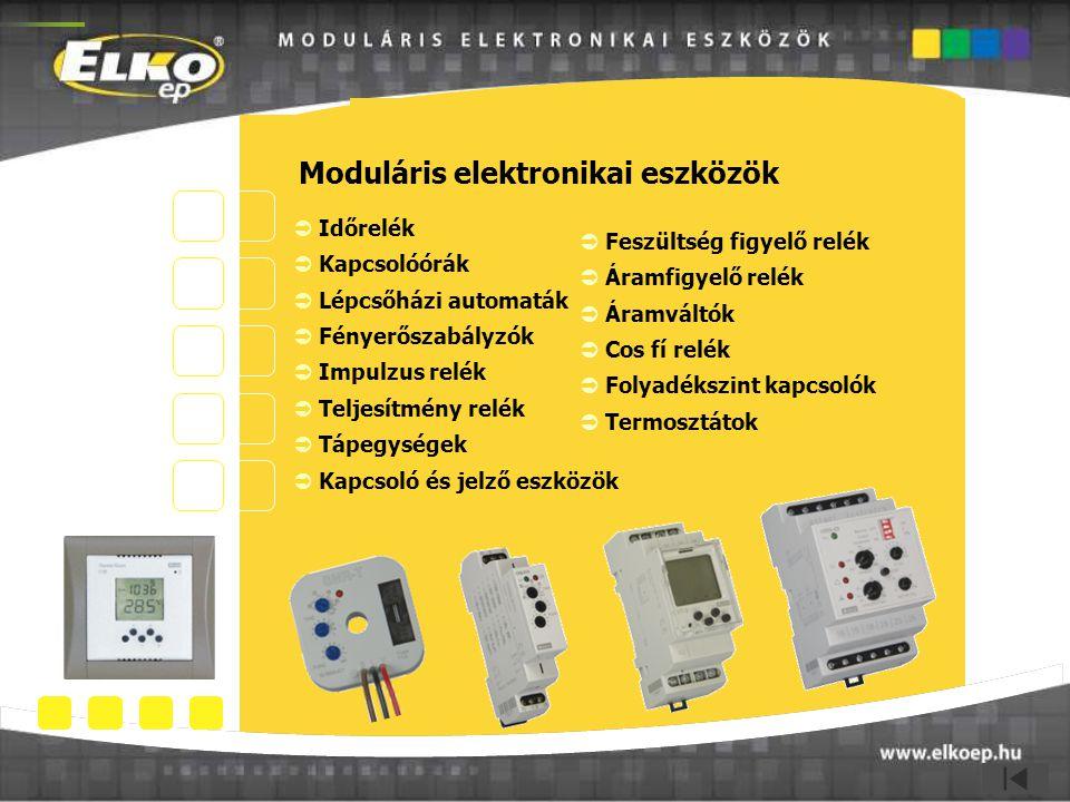 Moduláris elektronikai eszközök