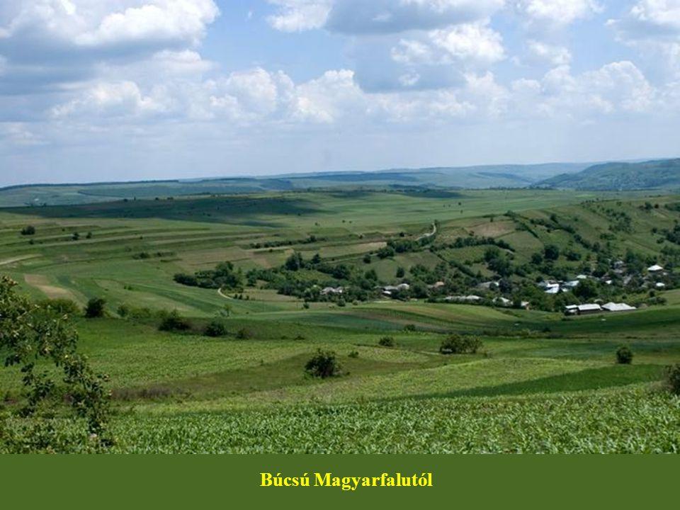 Búcsú Magyarfalutól