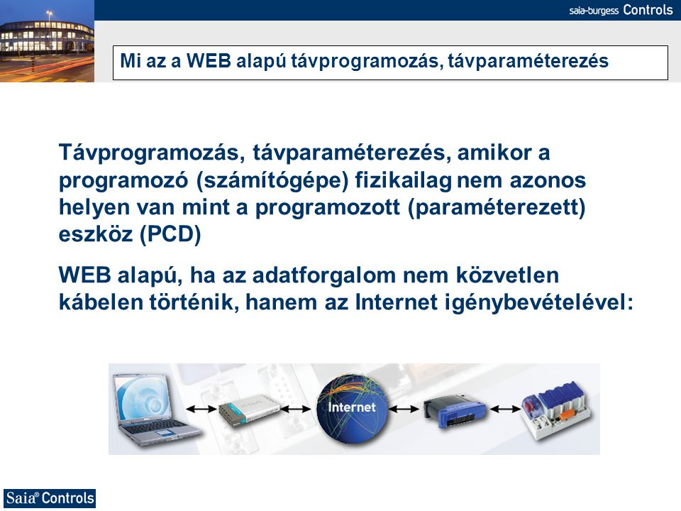 Mi az a WEB alapú távprogramozás, távparaméterezés