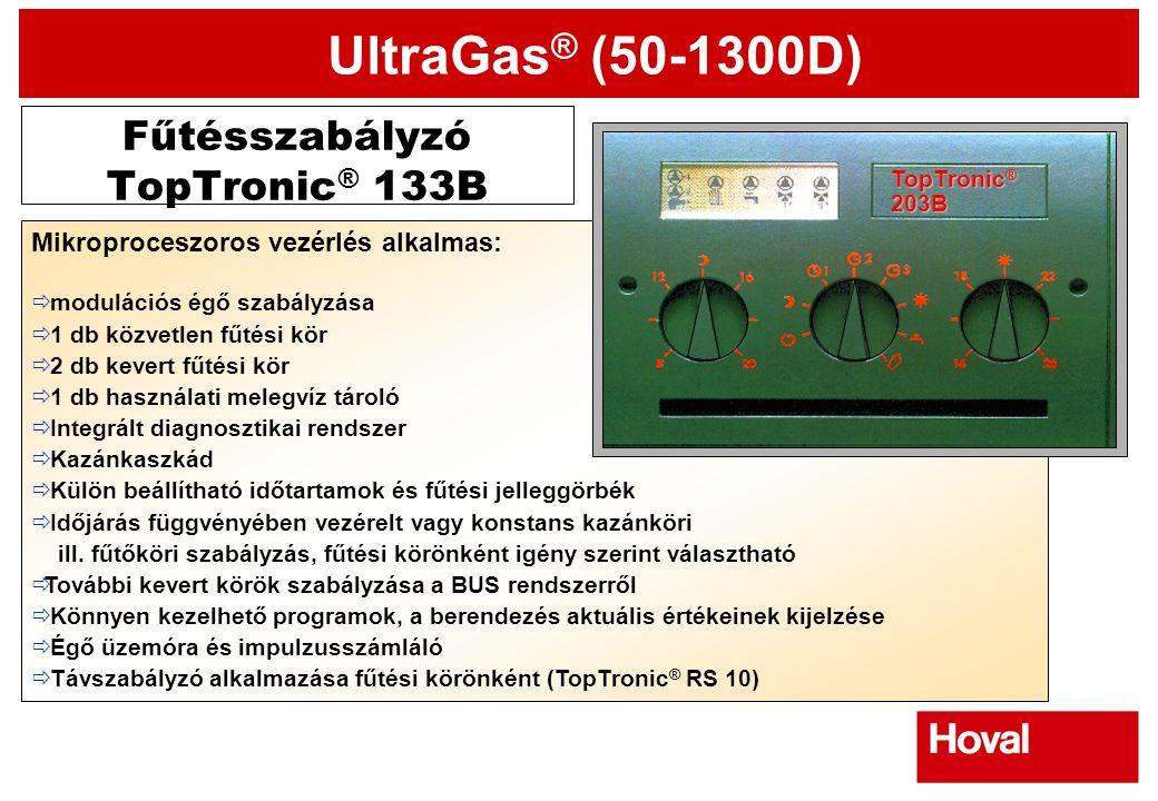 Fűtésszabályzó TopTronic® 133B