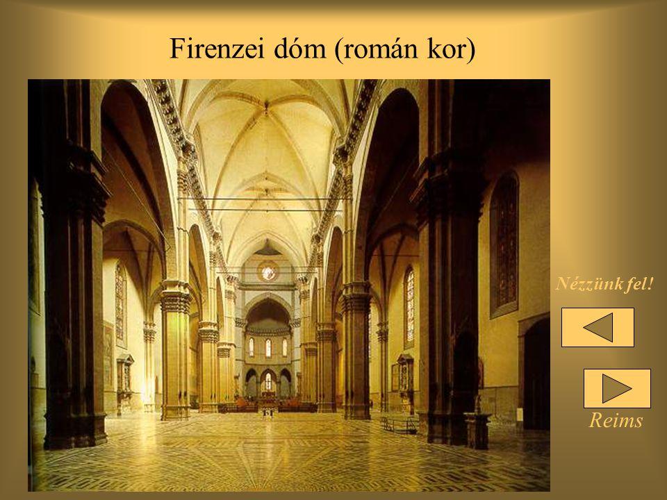 Firenzei dóm (román kor)