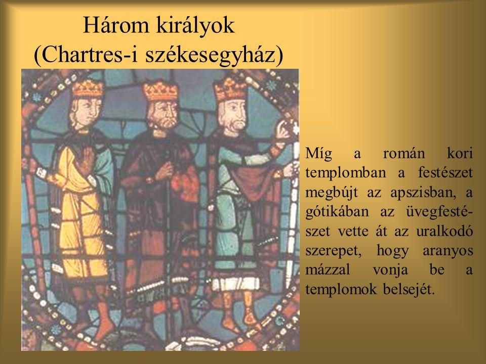 Három királyok (Chartres-i székesegyház)