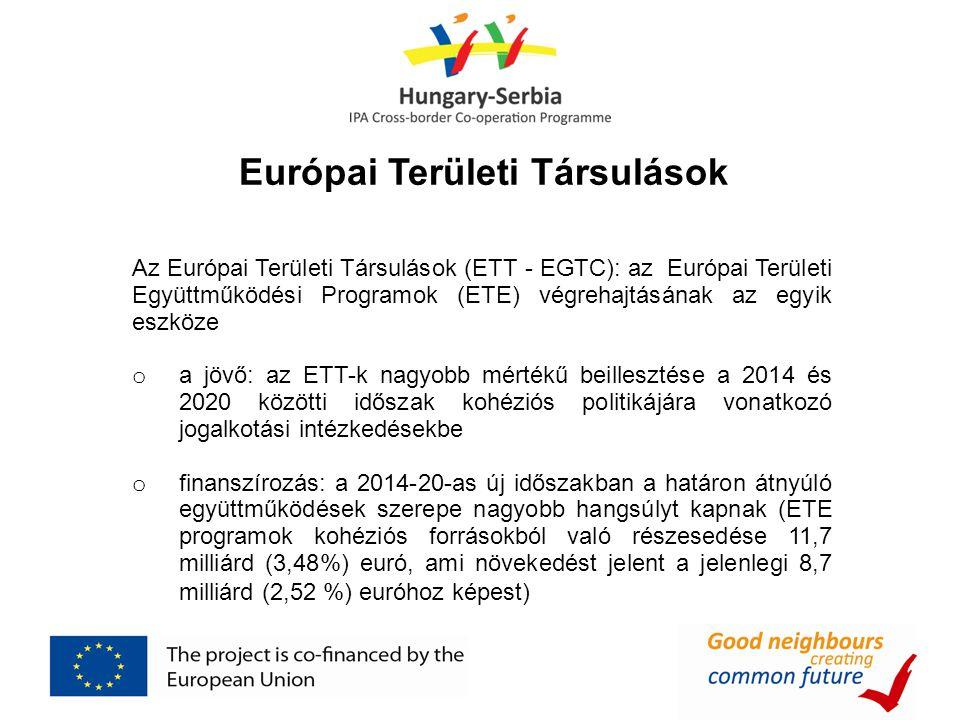 Európai Területi Társulások