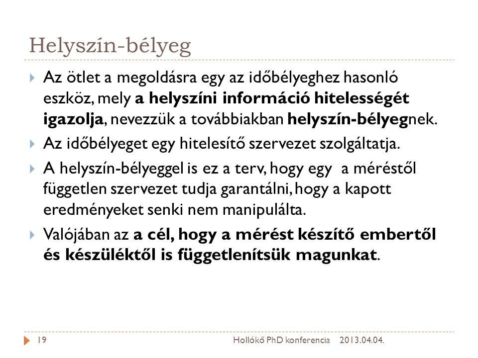 Helyszín-bélyeg