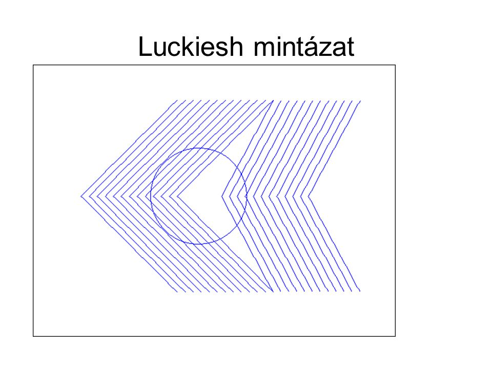 Luckiesh mintázat