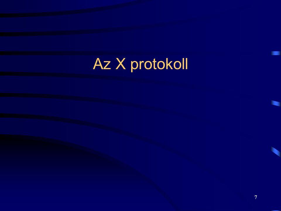 Az X protokoll