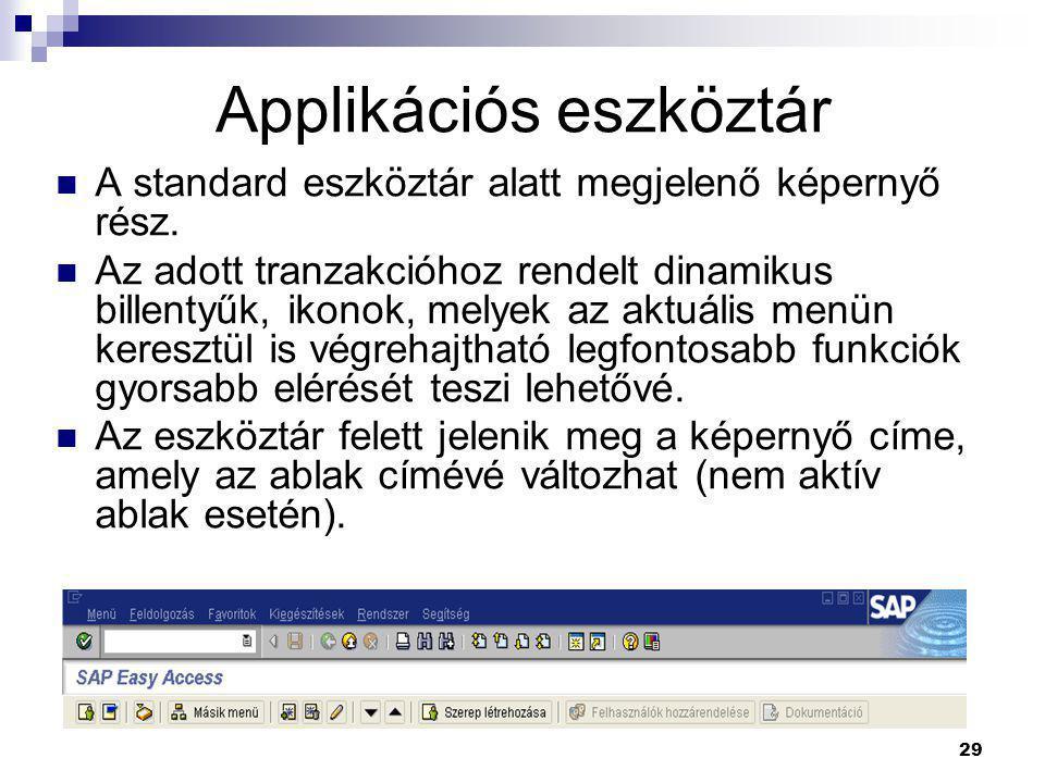 Applikációs eszköztár
