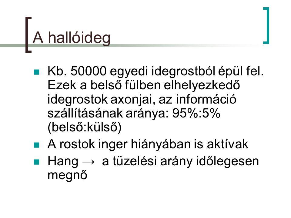 A hallóideg