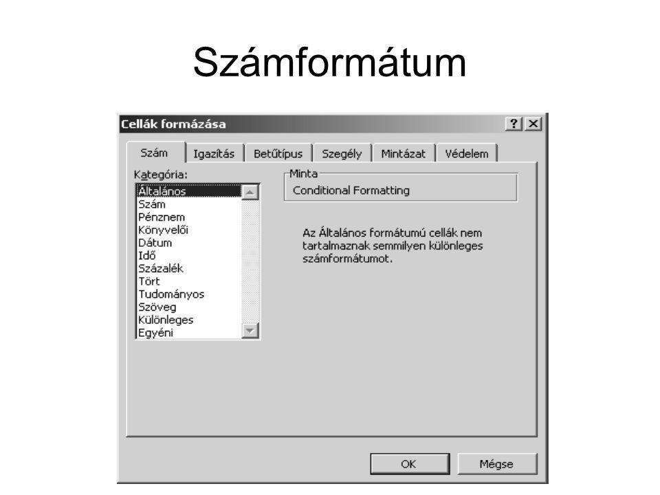 Számformátum