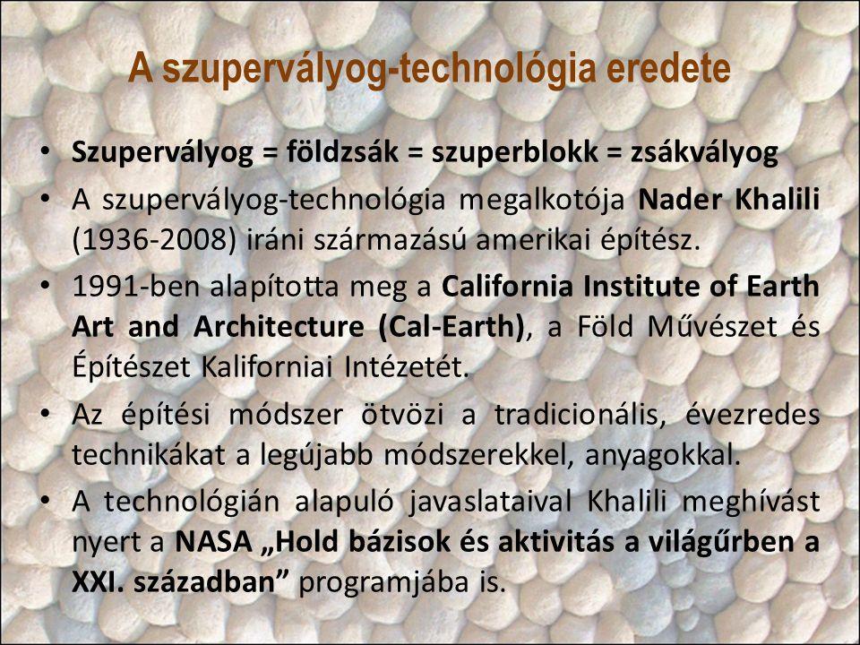 A szupervályog-technológia eredete