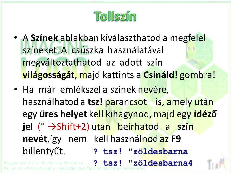 Tollszín