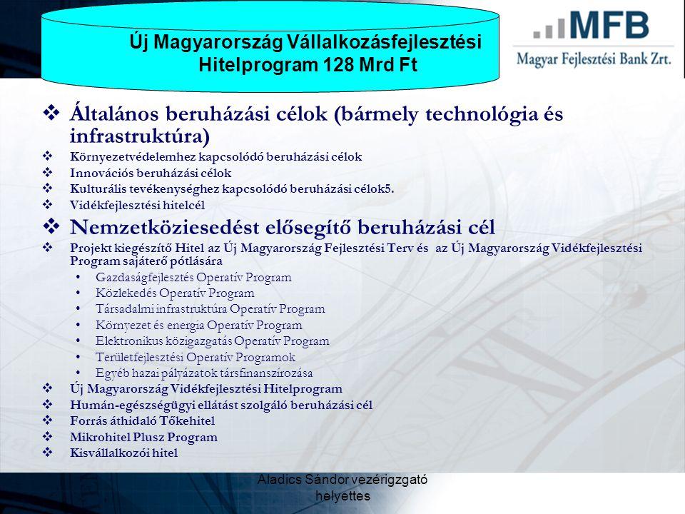 Új Magyarország Vállalkozásfejlesztési