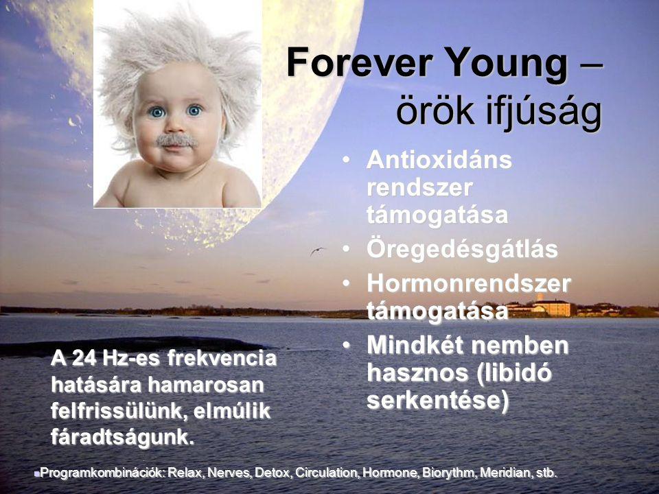 Forever Young – örök ifjúság