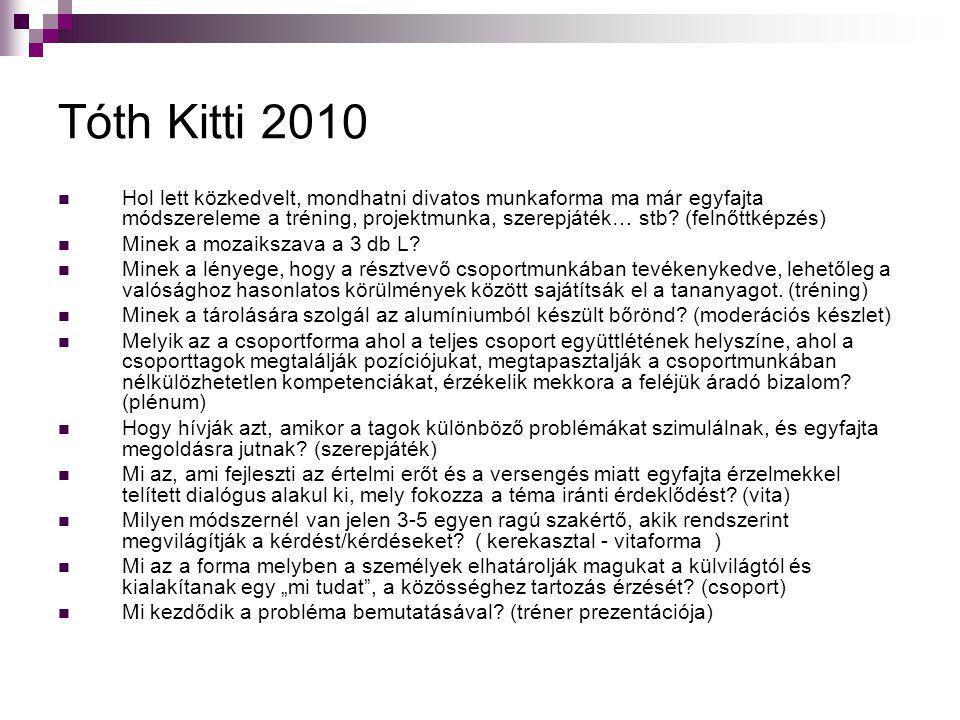 Tóth Kitti 2010
