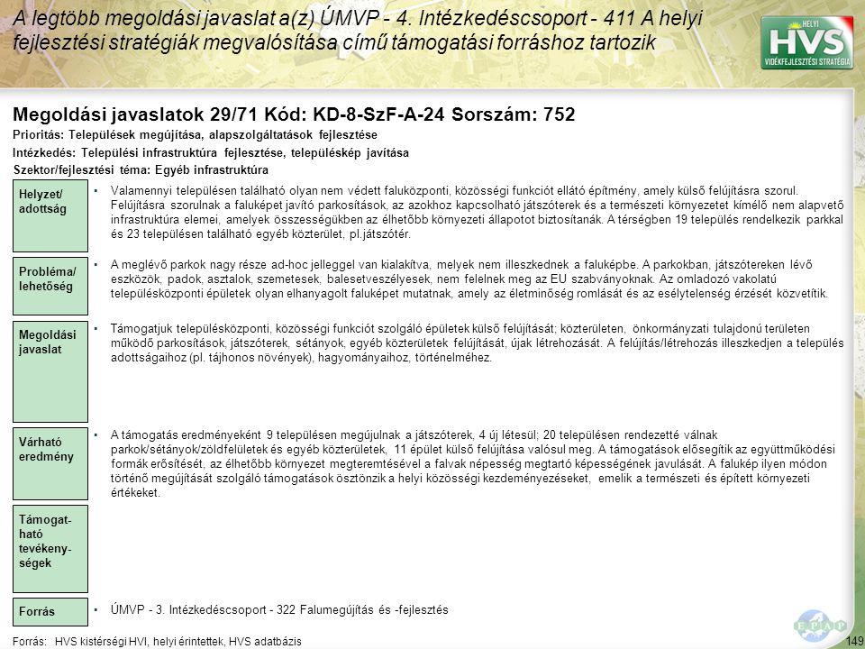 Megoldási javaslatok 29/71 Kód: KD-8-SzF-A-24 Sorszám: 752