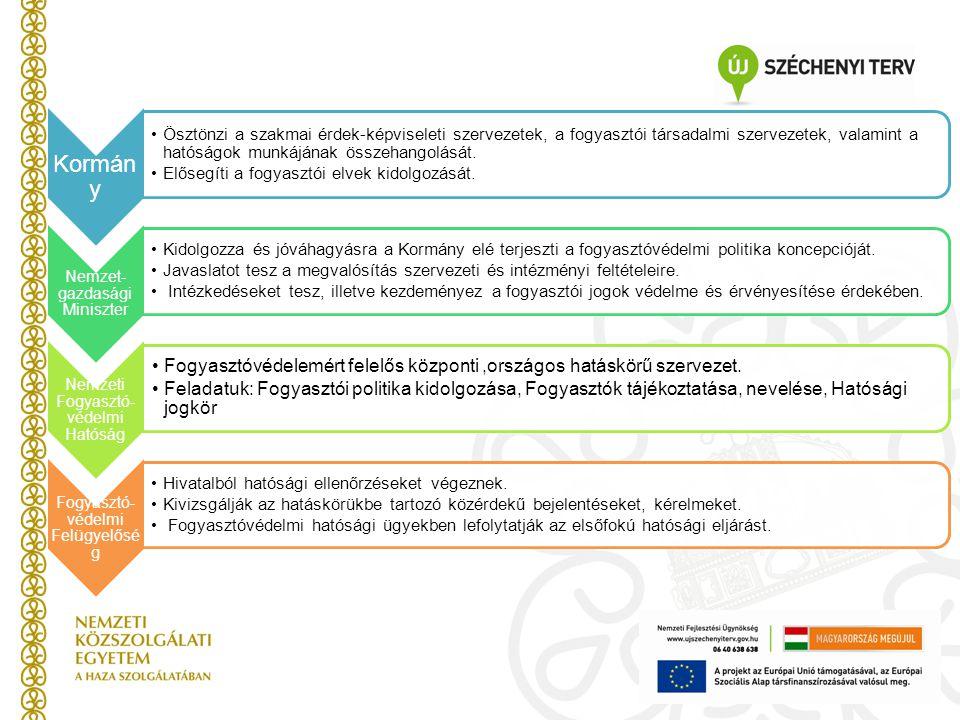 Oktatói kézikönyv Kormány.