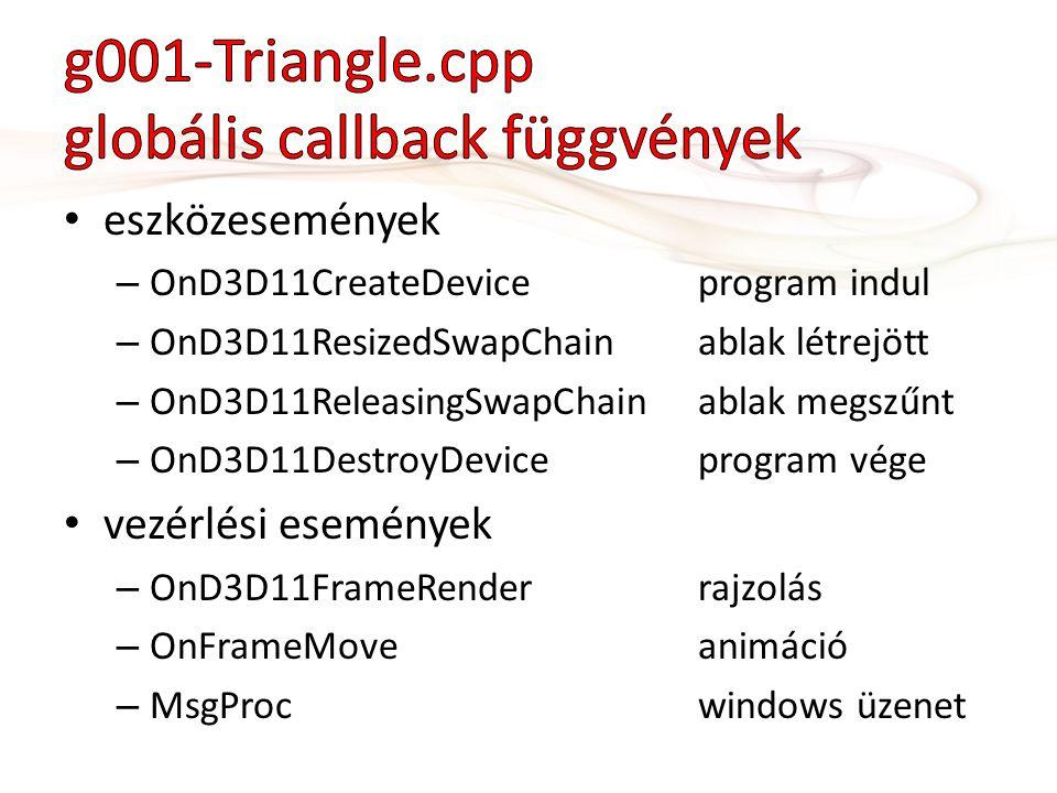 g001-Triangle.cpp globális callback függvények