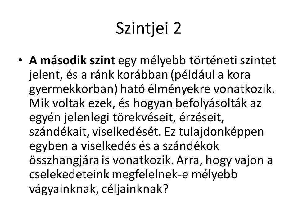 Szintjei 2