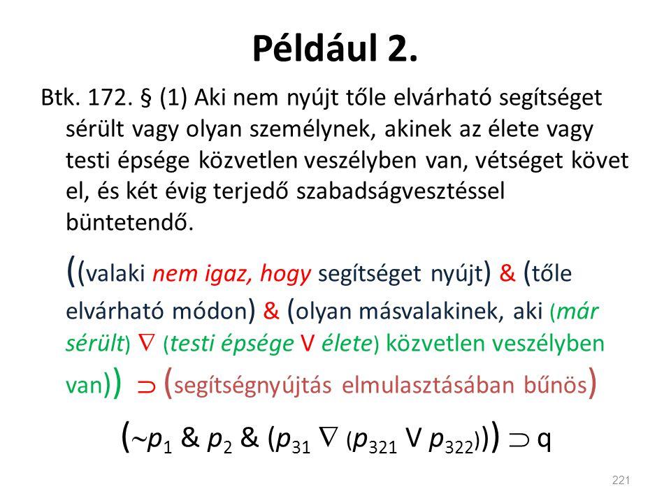 Például 2.