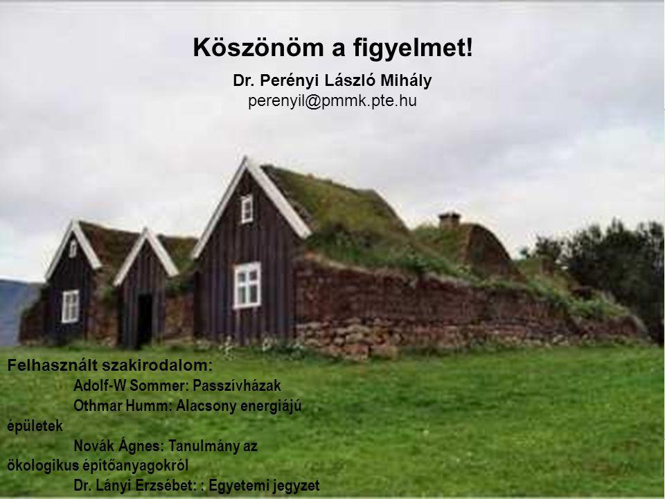 Dr. Perényi László Mihály