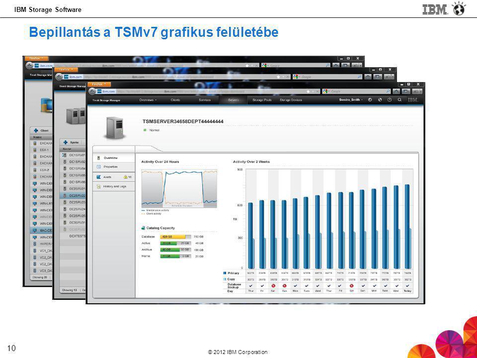Bepillantás a TSMv7 grafikus felületébe