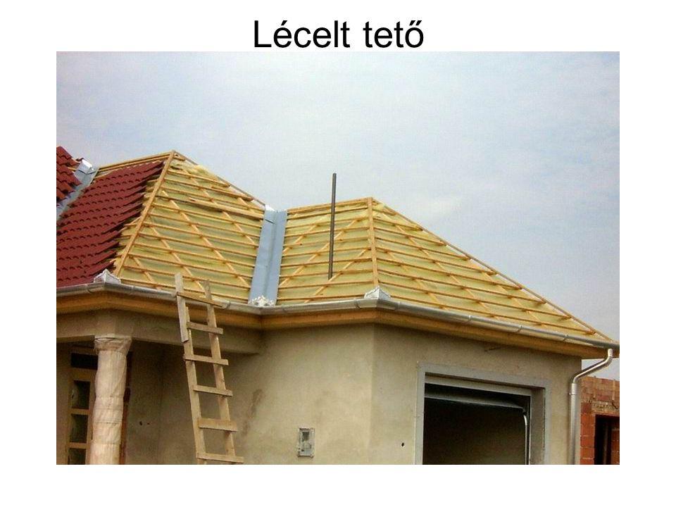 Lécelt tető