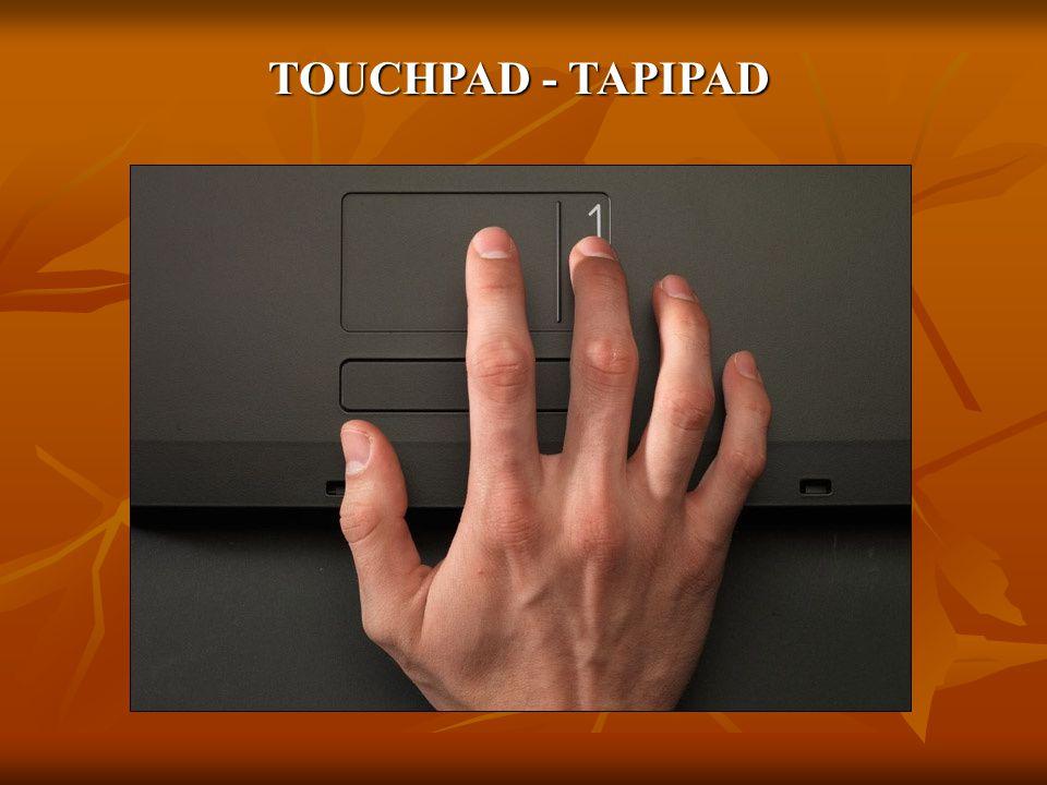 TOUCHPAD - TAPIPAD