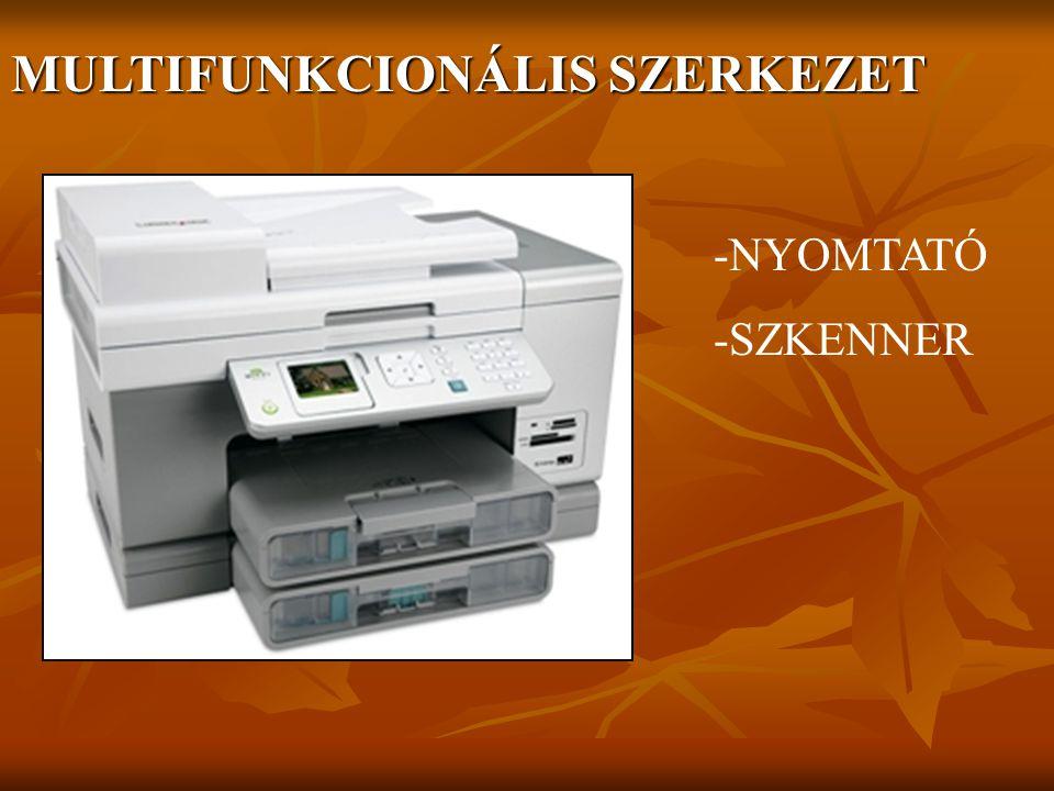 MULTIFUNKCIONÁLIS SZERKEZET