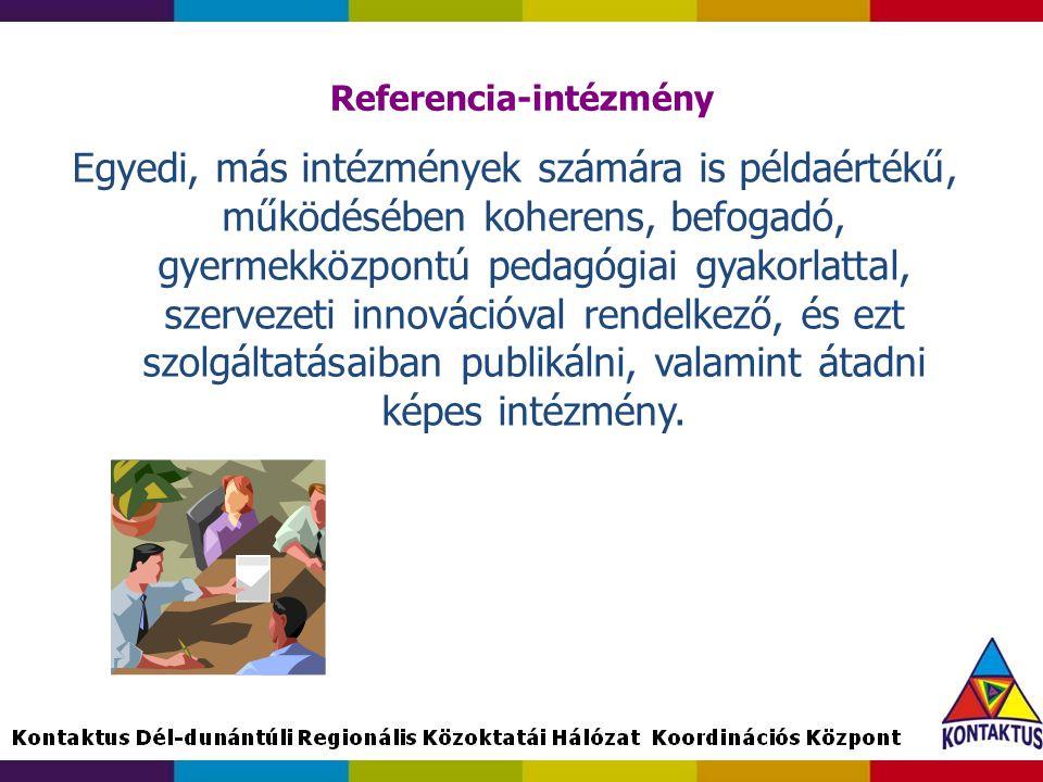Referencia-intézmény