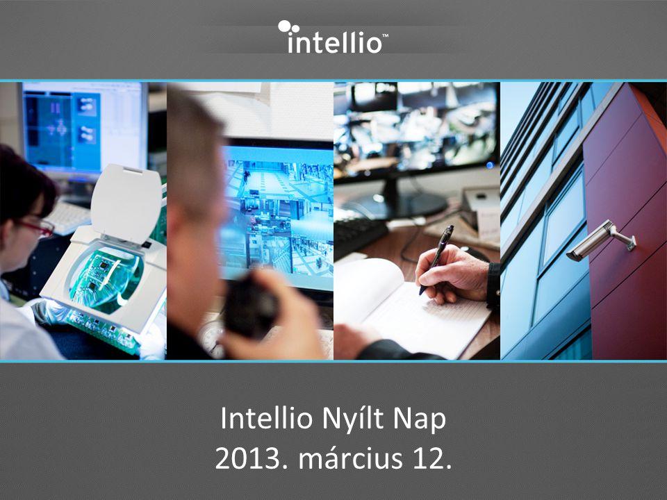 Intellio Nyílt Nap 2013. március 12.