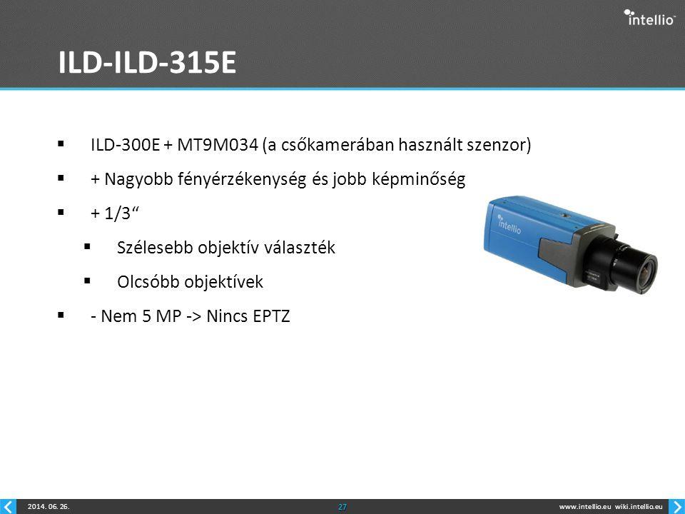 ILD-ILD-315E ILD-300E + MT9M034 (a csőkamerában használt szenzor)