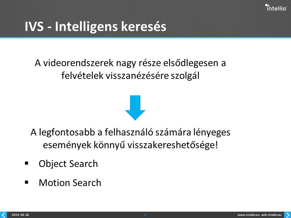 IVS - Intelligens keresés