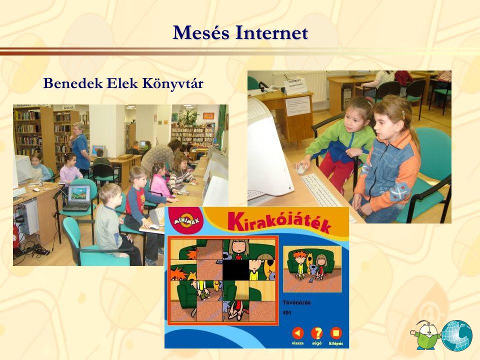 Mesés Internet Benedek Elek Könyvtár