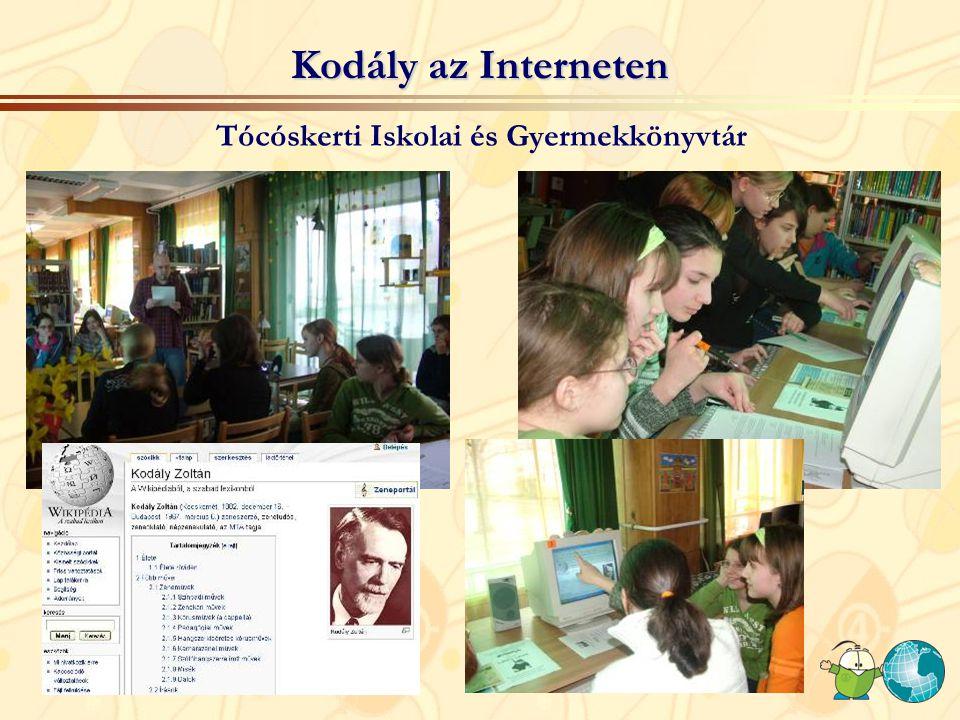 Tócóskerti Iskolai és Gyermekkönyvtár