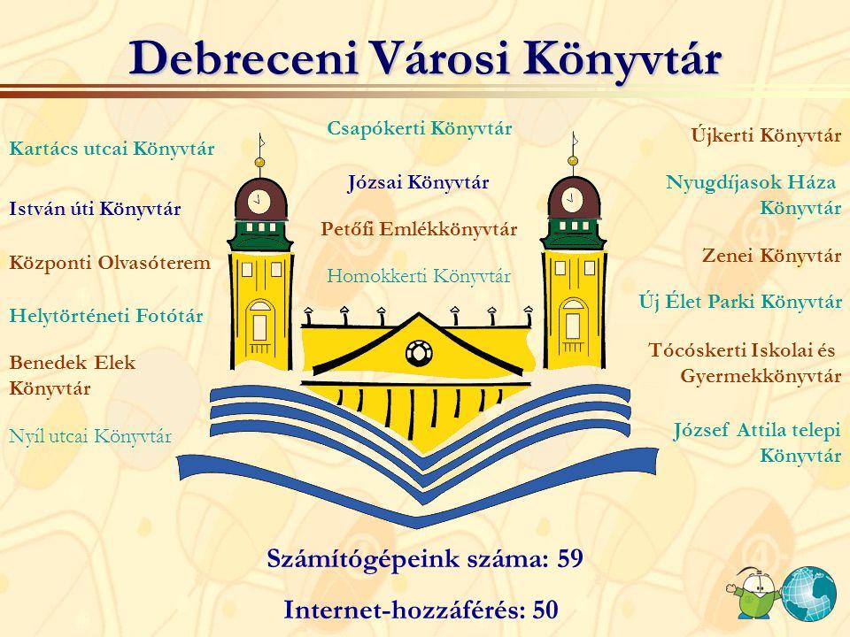 Debreceni Városi Könyvtár