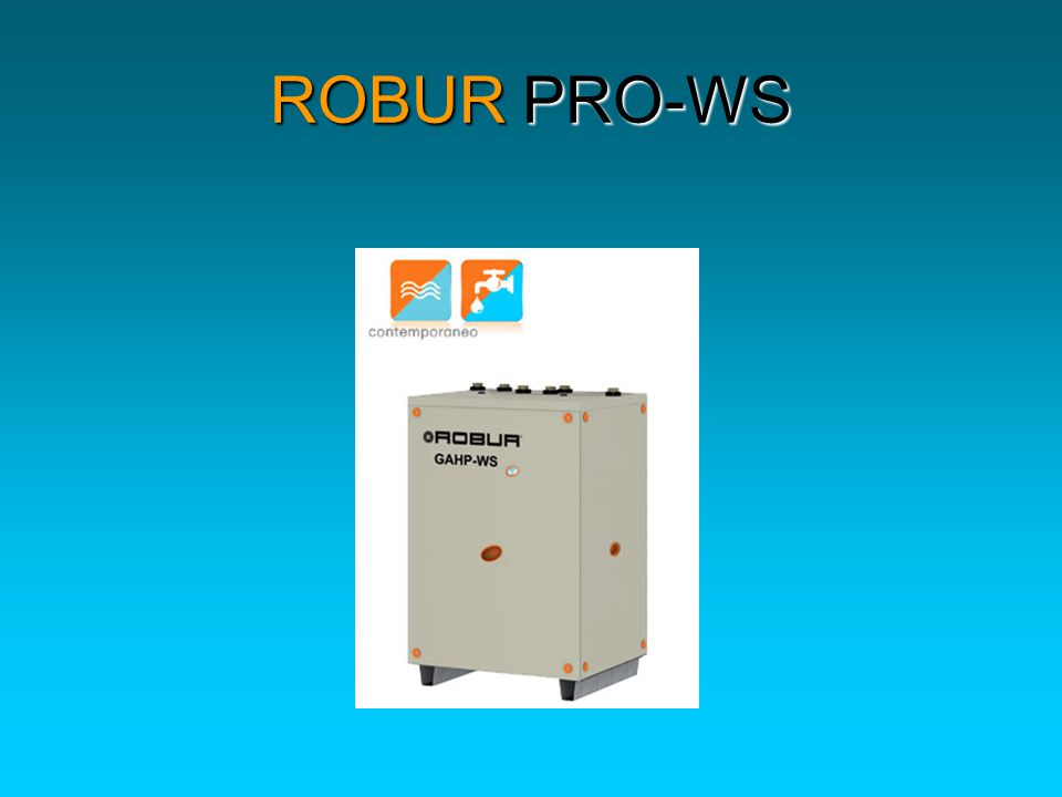 ROBUR PRO-WS