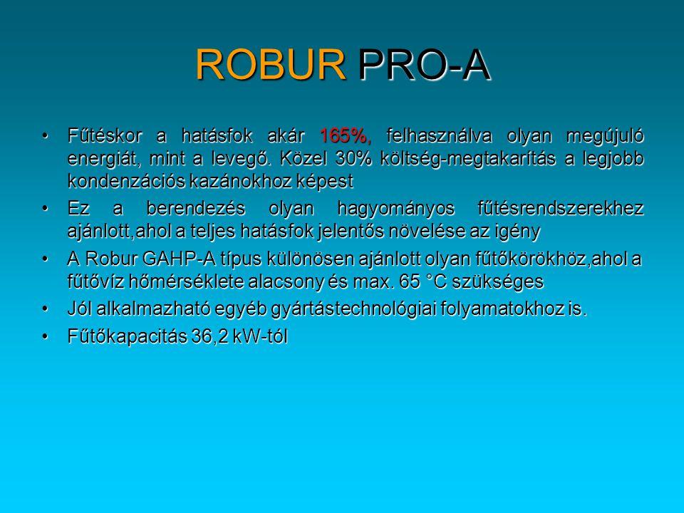 ROBUR PRO-A