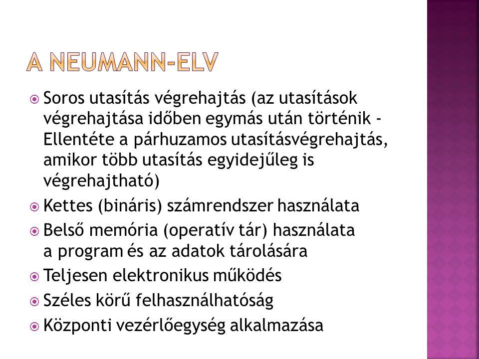 A Neumann-ELV