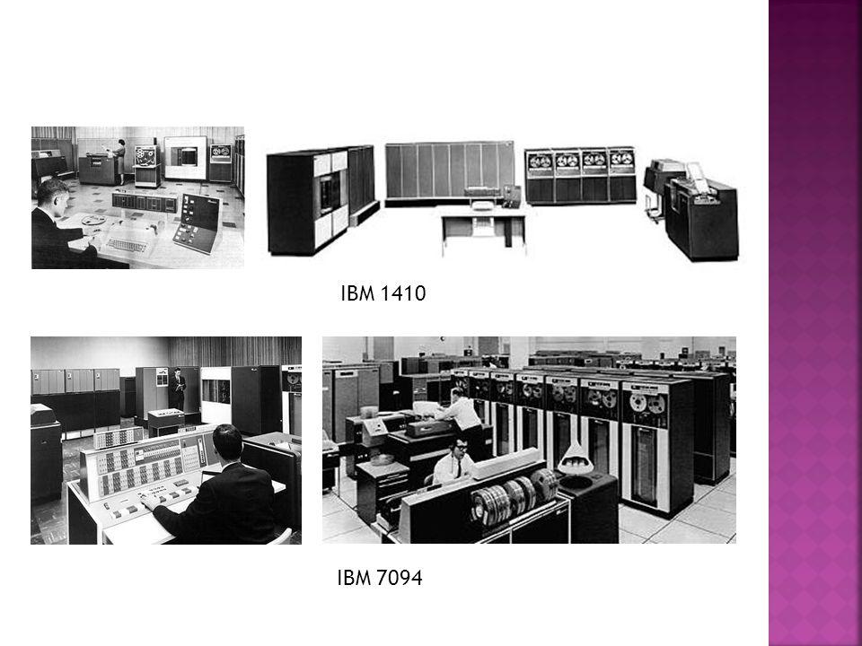 IBM 1410 IBM 7094
