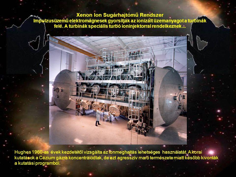 Xenon Ion Sugárhajtómű Rendszer