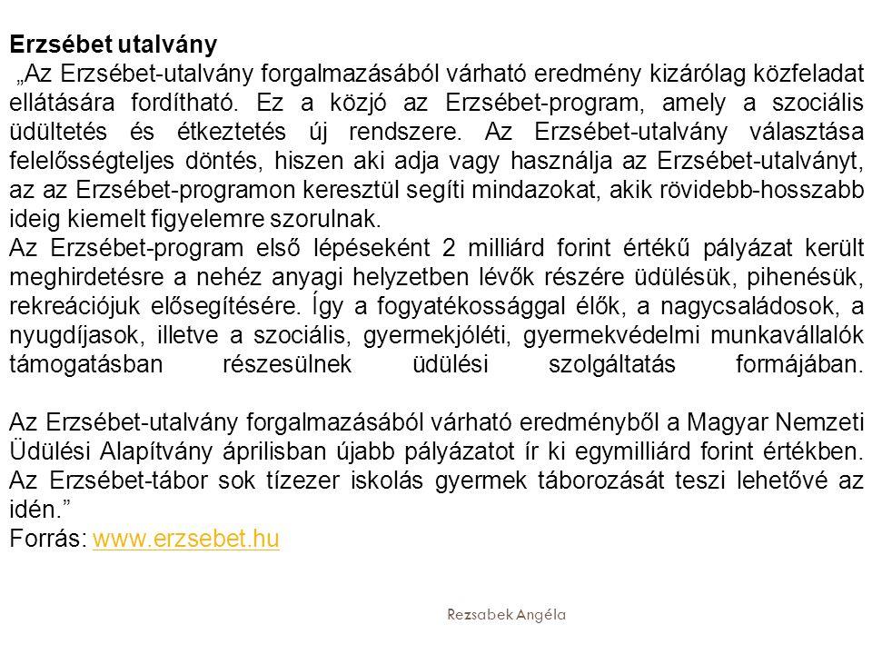 Forrás: www.erzsebet.hu