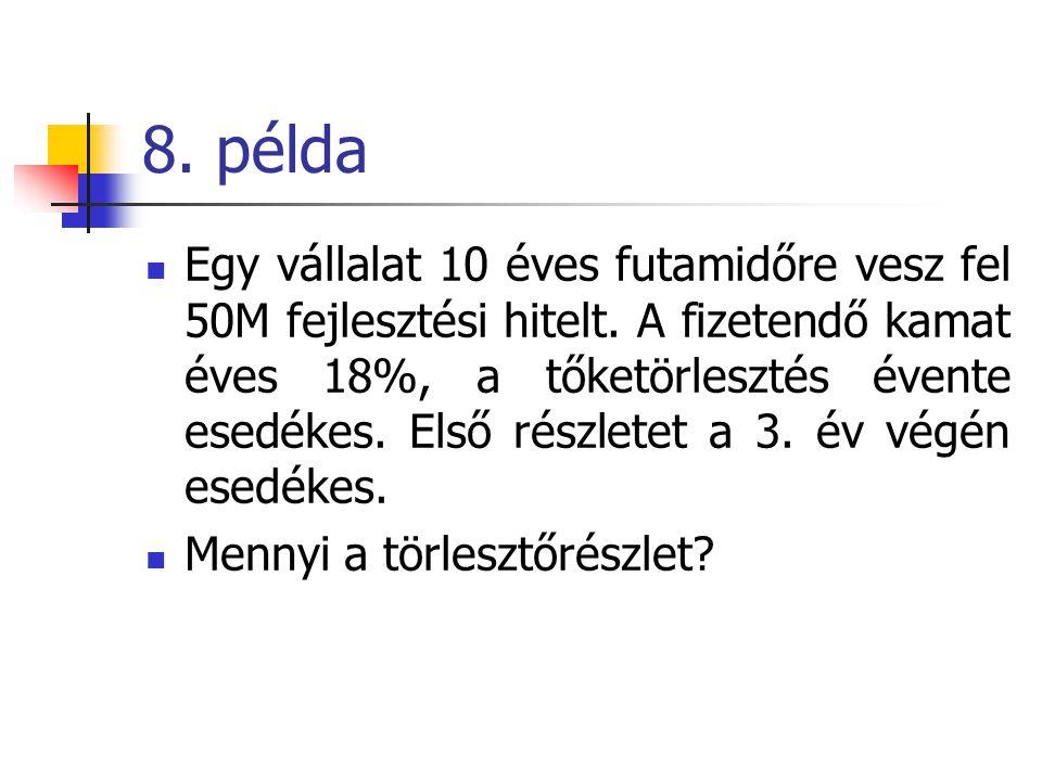 8. példa