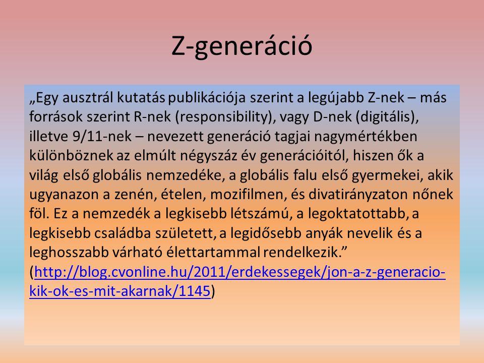 Z-generáció