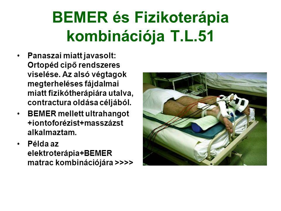 BEMER és Fizikoterápia kombinációja T.L.51