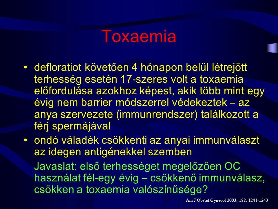 Toxaemia